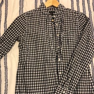 J.Crew Boy Shirt in Buffalo Check